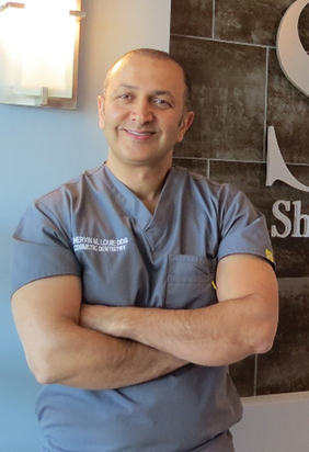 Dr. Shervin Louie
