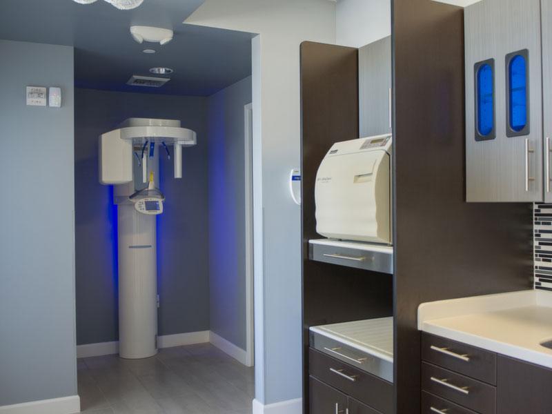 office tour dental in la