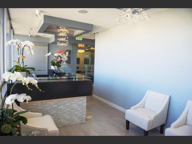 la dentists office