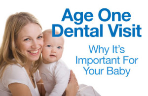 Age One Dentist Visit dentist in loas angeles Dr. Shervin Louie