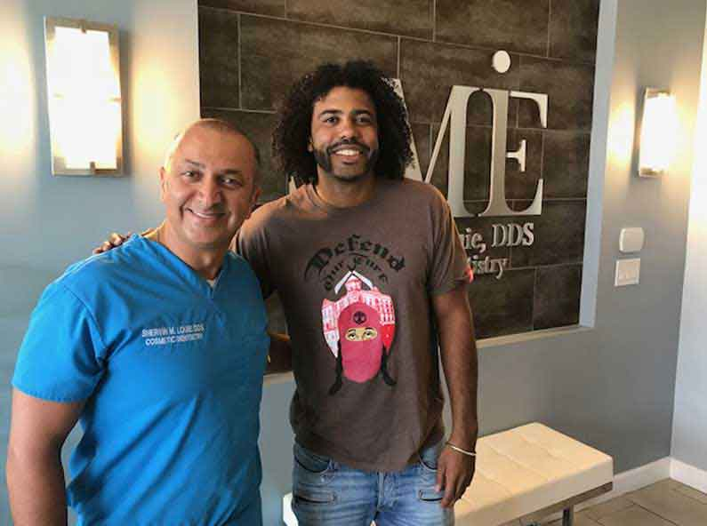 daveed diggs in los angeles dentistry