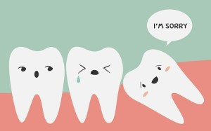 Dealing With Wisdom Teeth dentist in Los Angeles Dr. Shervin Louie